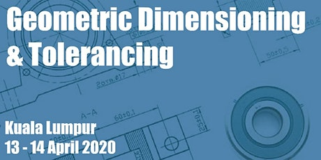 Geometric Dimensioning and Tolerancing tickets