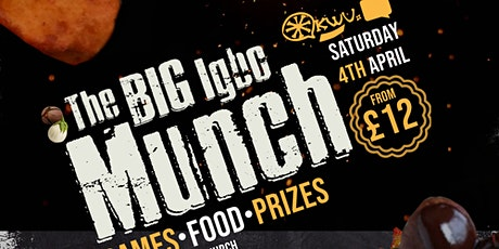 POSTPONED: The Big Igbo Munch tickets