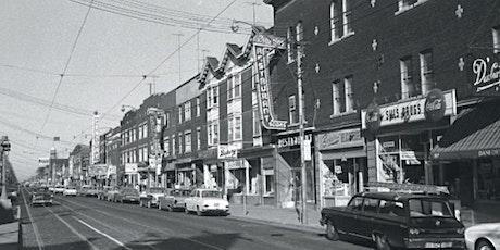 The Danforth: A Historical Walk Through Toronto's Greektown tickets