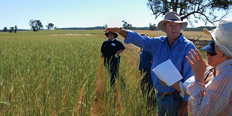 Colin Seis WEBINAR, Practical Methods for Pasture Cropping & Soil Carbon tickets