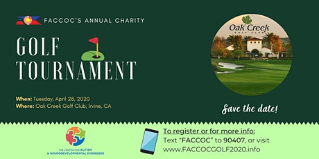 Golf Tournament tickets