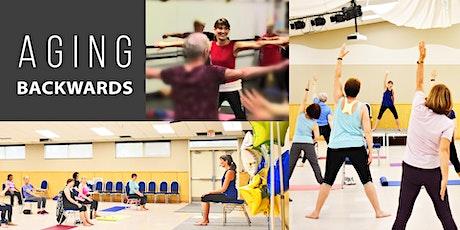 Essentrics Aging Backwards Class: Mon 11 AM, Mar 2 - Apr 27: Vital 1 Fitness tickets