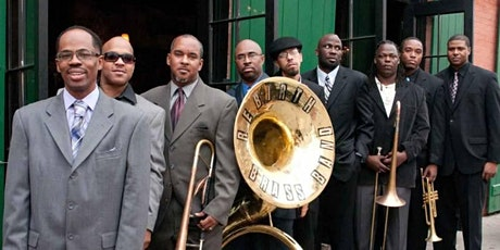 CANCELLED: Rebirth Brass Band tickets