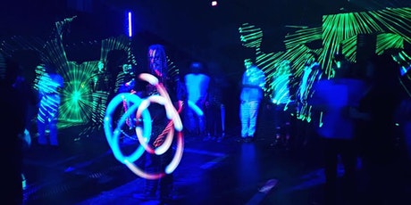 Blacklight Maze Party at the Bass Room inside Venue 261 tickets