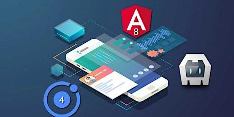 Crea Apps Móviles -  Android, iOS Con App funcionando y código liberado boletos