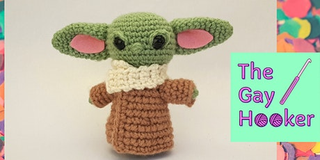 Baby Alien - Amigurumi Workshop @ FibreFeastSA2020 tickets