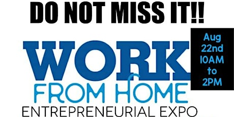 Work From Home EXPO tickets