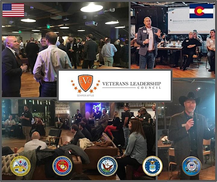 Colorado Veterans Leadership Council Signature Kickoff Event image