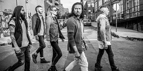 Pop Evil - The Versatile Tour - postponed
