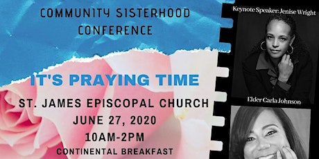 Community Sisterhood Conference tickets