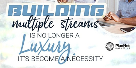 BUILDING MULTIPLE STREAMS OF INCOME ( Kerry Patterson) tickets