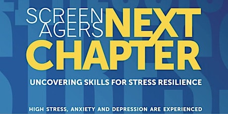 Screenagers: NEXT CHAPTER tickets