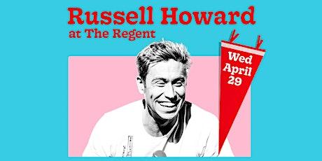 Netflix Is A Joke Presents: Russell Howard tickets