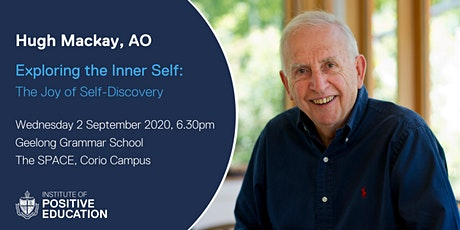 Exploring the Inner Self: The Joy of Self-discovery (September 2020) tickets