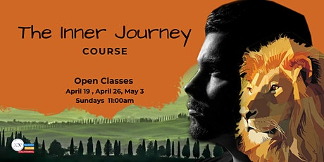 The Inner Journey Course - Open Class ONLINE tickets