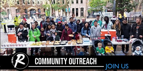 Seattle Outreach // ReachMinistry.org tickets
