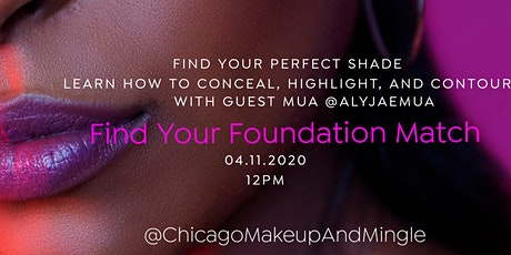 Find Your Foundation Match! tickets