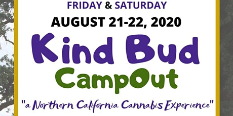 Kind Bud CampOut tickets