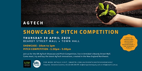 SRI AgTech Pitch Competition tickets