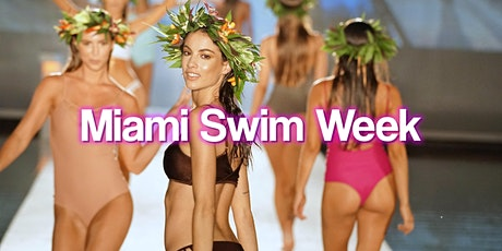 Miami Swim Week Fashion Shows & Events July 2020 tickets