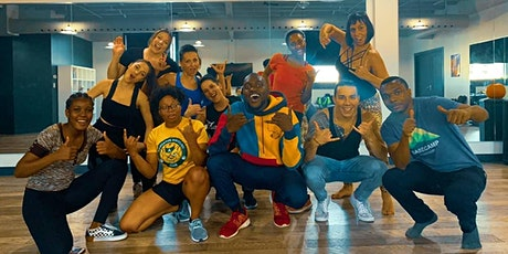 Afro Dance Workshop With Ivan (Child-Friendly, Ope tickets