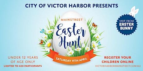 2020 Victor Harbor Mainstreet Easter Hunt tickets