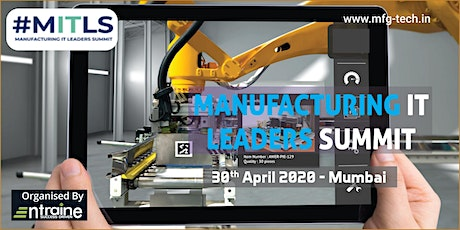 Manufacturing IT Leaders Summit tickets