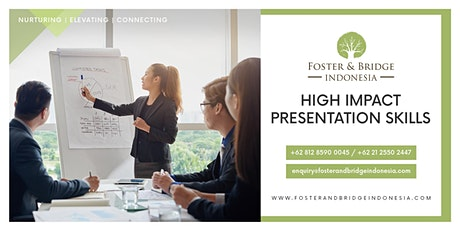 High Impact Presentation Skills tickets