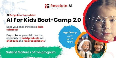 AI for Kids Bootcamp tickets