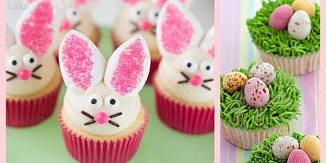 EASTER THEMED CUPCAKE DECORATING CLASS 1130AM tickets
