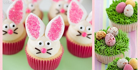 EASTER THEMED CUPCAKE DECORATING CLASS 130PM tickets