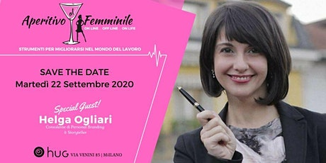 APERITIVO AL FEMMINILE tickets