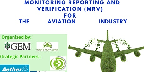 Monitoring, Reporting and Verification (MRV) for the Aviation Industry tickets