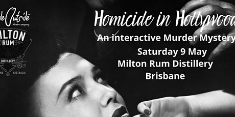 Homicide in Hollywood Live at the Milton Rum Distillery tickets
