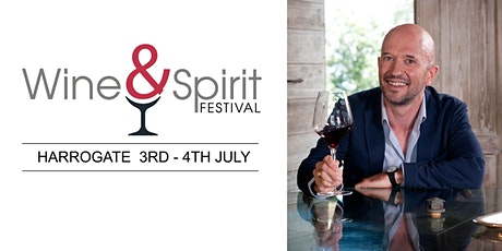 Harrogate Wine and Spirit Festival tickets