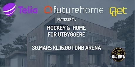 Hockey & Home med Futurehome & Telia/Get tickets