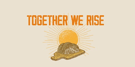 Together We Rise launch party tickets