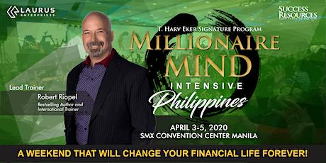 T. Harv Eker's Millionaire Mind Intensive PHILIPPINES Seminar tickets