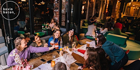 Kevin Bacon's Boozy Brunch (Easter Edition) tickets