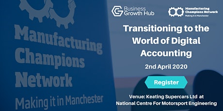 Manufacturing Champions: Transitioning to the world of digital accounting tickets