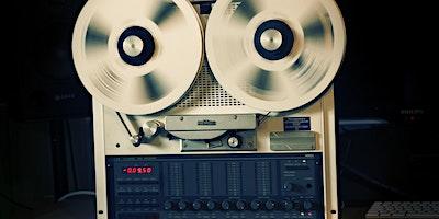 Arbeiten mit der Bandmaschine - Masterclass Vormittag