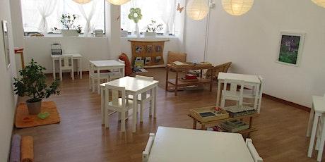 """Montessori per la famiglia: open day di """"Spazio Montessori"""". biglietti"""