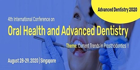 4th International Conference on Oral Health and Advanced Dentistry tickets