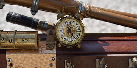 Circus of Time - Steampunk at the Museum of Timekeeping tickets
