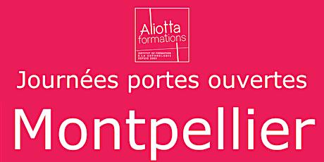 Journée portes ouvertes-Montpellier Garosud billets