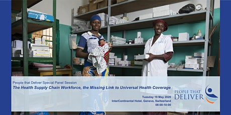 #WHA73: The Health Supply Chain Workforce, the Missing Link to UHC tickets