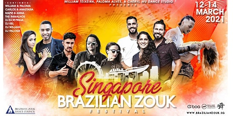 Singapore Brazilian Zouk Festival 2021 - 3rd Edition tickets