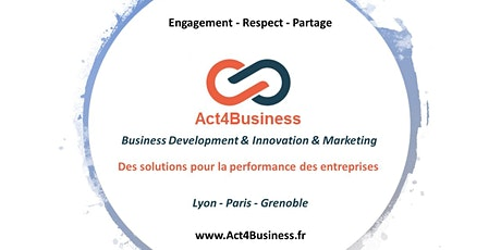 Prospecter efficace & gagner 5 nvx clients : Stratégie & outils - FORMATION tickets