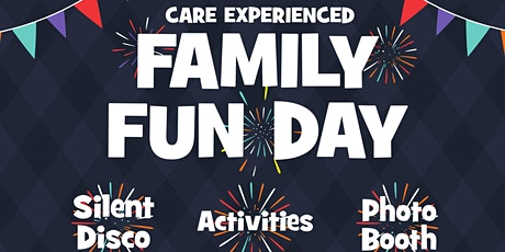 Care Experience Family fun day tickets