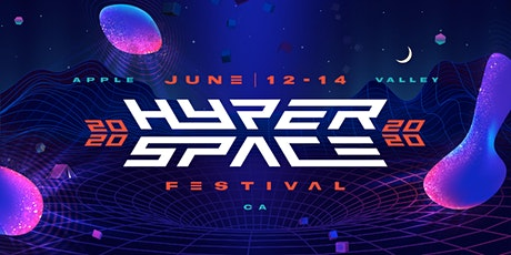 Hyperspace Festival 2020 tickets